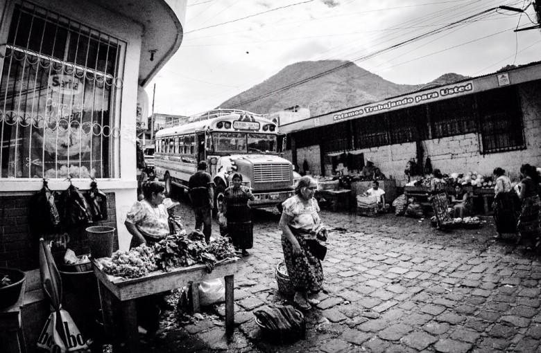 Markt von San Christobal
